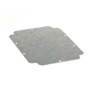 Mounting Plate Galvanised 150x110