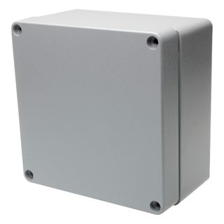 Enclosure Die Cast Aluminium 120x122x80