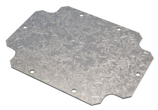 Mounting Plate Galvanised 190x140