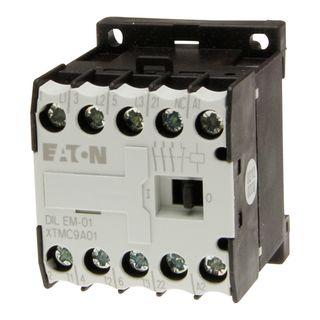 Contactor Eaton  4kW 24VAC 1 N/C