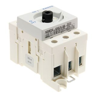 Load Break Switch 3 pole 125A Without Handle