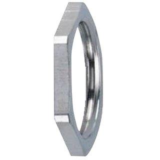 Locknut 16mm Nickel Plated