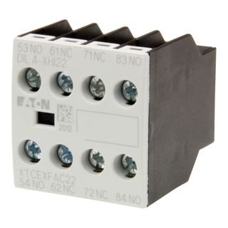 Auxiliary Contact for DILM7-32 2 N/O 2 N/C
