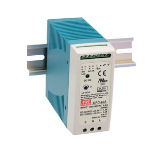 Power Supply 85-264VAC In 13.8VDC  4.5A Out 96.6 W