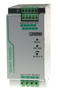 Power Supply Quint 240VAC-In / 12VDC-Out / 20A
