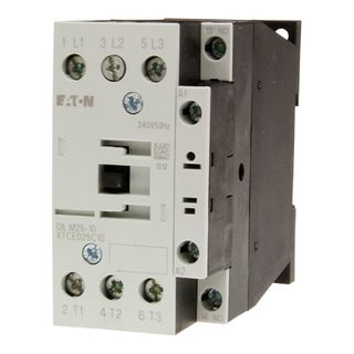 Contactor Eaton 11kW 24VAC 1 N/C