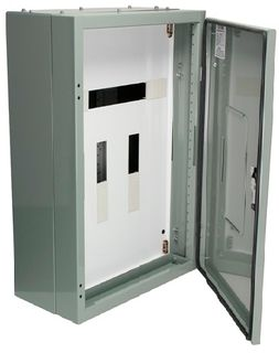 Enclosure Extension Kit Grey 450x600x100
