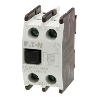 Auxiliary Contact for DILM40-150 1 N/O 1 N/C Top