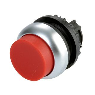 Pushbutton Extended Red