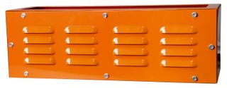 Enclosure Accessories Ventilation Louvre Orange