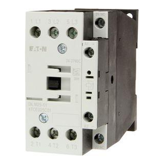 Contactor Eaton 11kW 24VDC 1 N/C