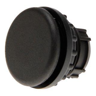 Blanking Plug Black 22mm