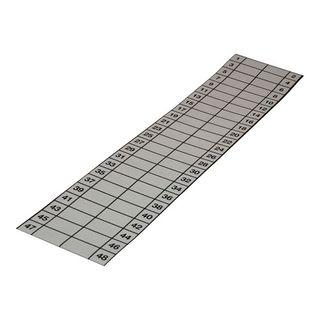 Enclosure Accessories Label for Escutcheon 1-48