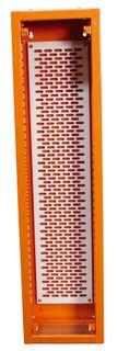 Enclosure Cable Zone Orange 2100x300x230