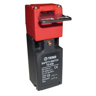 Safety Limit Switch IP65 2 N/C  Horizl Key