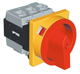 Isolator Panel Mount IP65 80A 3P