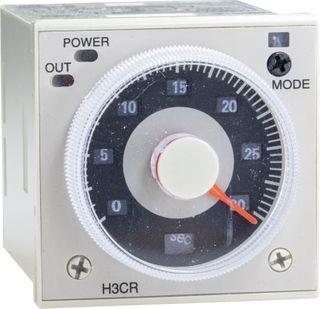 Timing Relay Multi Range / Func 8 pin 240V