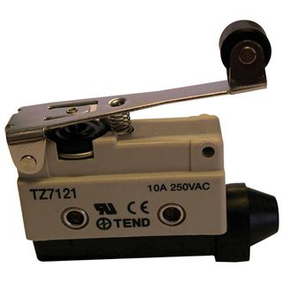 Limit Switch 10A IP65 48mm Roller Lever
