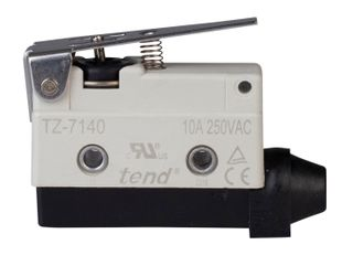 Limit Switch 10A IP65 39mm Lever