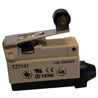 Limit Switch 10A IP65 30mm Roller Lever