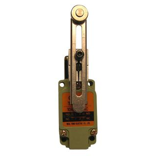 Limit Switch 10A 1P65 Adjustable Roller Lever