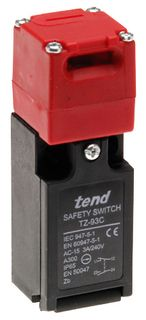 Safety Limit Switch IP65 1 N/C 1 N/O Horzontal Key
