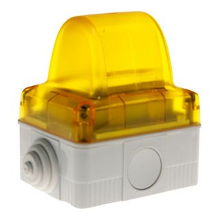 Indicator Light 240VAC Amber Requires E14 Lamp