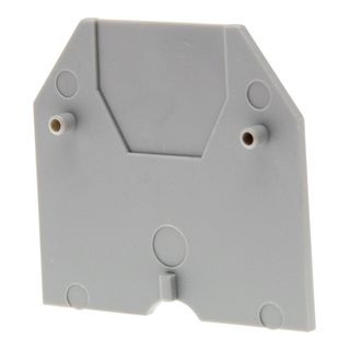 Terminal End Plate 6mm