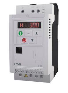 Variable speed drive  240V 0.37 kW CT IP20 1Ph-3Ph
