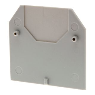 Terminal End Plate 10mm