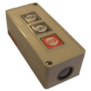 Power Sw Encl 30A 1P Fwd-Rev-Stop S/Mnt Plastic