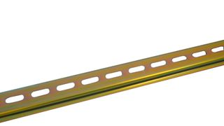 Enclosure Accessories Din Rail 35mm Steel Slotted