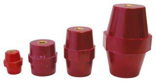 Busbar Insulator 500 lbs Torque 8kV  6mm Thread