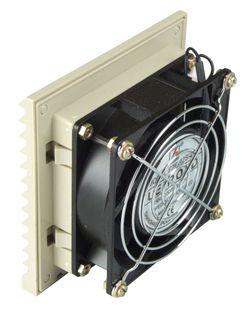 Fan Complete Units - Vent Kit 255x255x17 240VAC