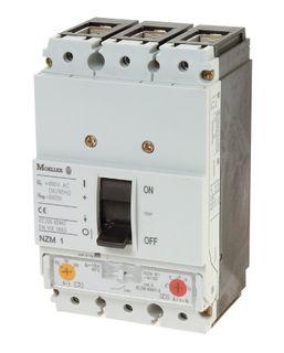 MCCB Eaton 100-125A 25kA for Cable Protection