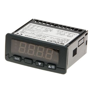 Temp Controller 12/24V Low with Real Time Clock