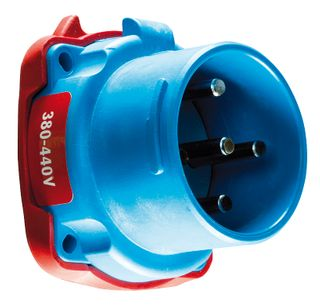 Inlet DS9 150A 220V / 440V 3P+N+E