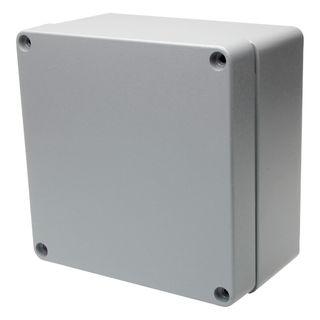 Enclosure Die Cast Aluminium 120x122x80