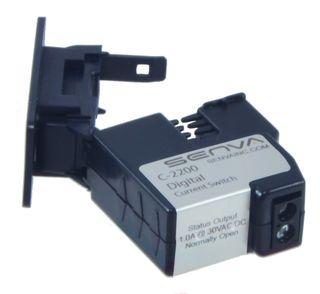 Current Sensing Relay 1.25-150A 1A at 30VAC/DC N/O