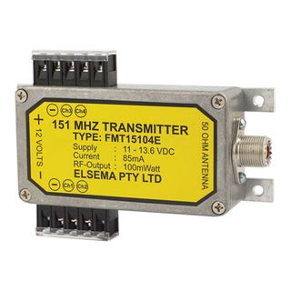 Transmitter No Case 4 Channel 100mW Supply 12VDC