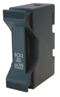 Fuse Link Holder Ns Back Connected 2 Stud 32A