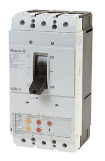 220-630A 50kA 3 pole Thermal Magnetic MCCB