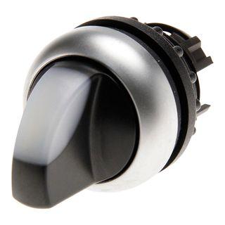 Selector Switch ILL 2 Position 60Deg Sp Ret White