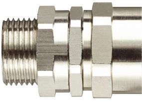 Conduit Fitting Swivel 20mm 20mm Thread IP54