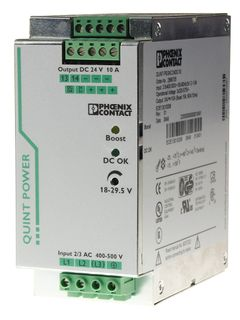 Power Supply Quint 415VAC-In / 24VDC-Out / 10A
