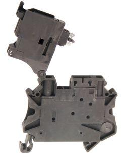 UT Terminal Fuse Hesiled 4mm 6.3A - LED  12-60VAC
