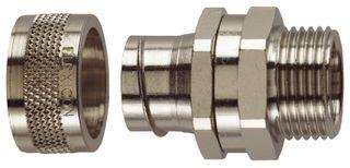 Conduit Fitting Straight 32mm 32mm Thread IP40