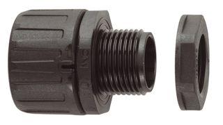 Conduit Fitting Straight 16 mm 20 Thread IP66