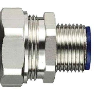 Conduit Fitting Straight 16mm 20mm Thread IP69