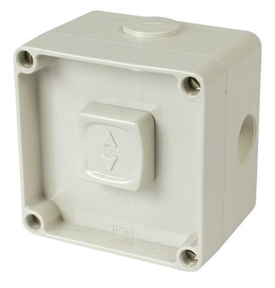 Isolator Enclosed IP56 1 Gang 20A